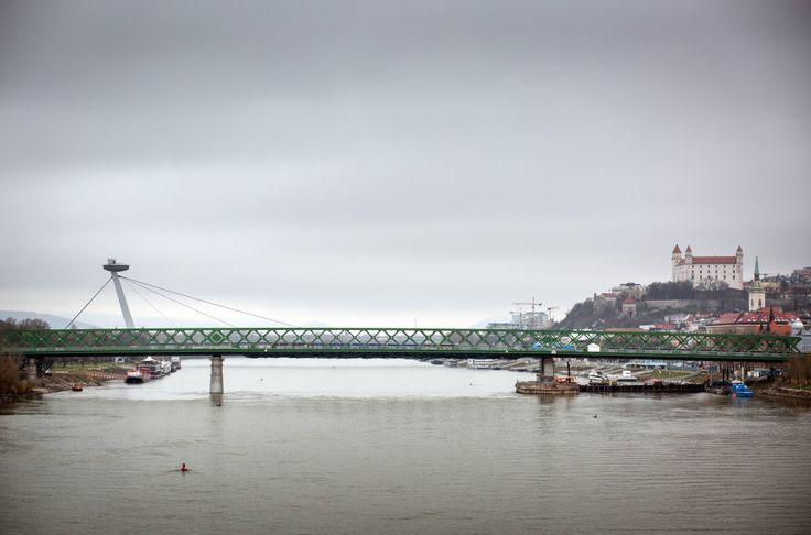 Mosty sa nestavajú každý deň. Tie najlepšie vo svete postavili mostní inžinieri v spolupráci s architektmi. U nás je taký iba jeden, ostatné sú len inžinierske dopravné stavby. A to je obrovská škoda.