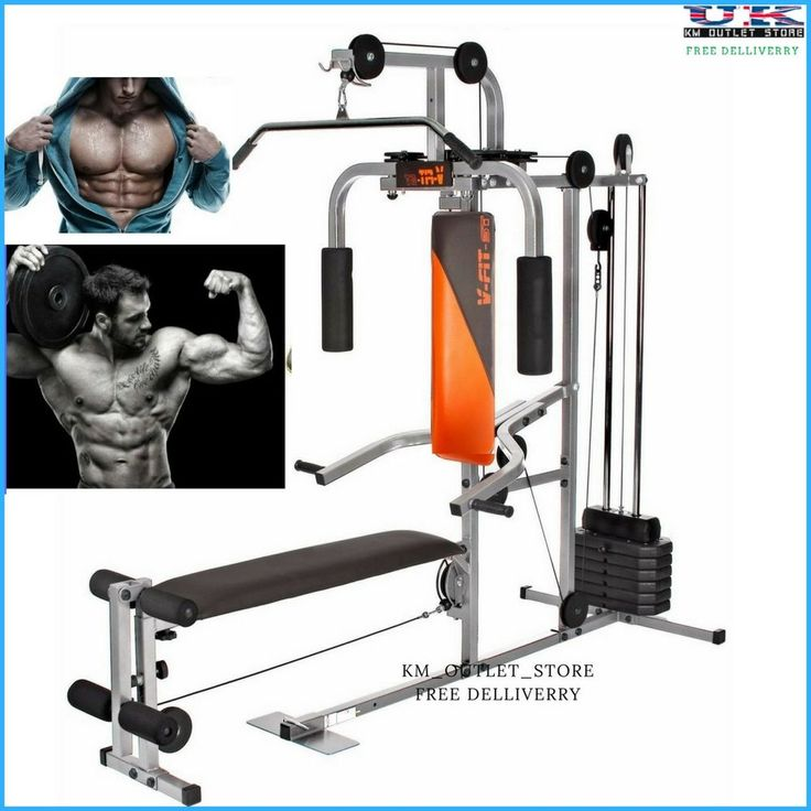 Home Multi-Gym Training Fitness Workout Fit Pull Bench Press Chest Body Arm Legs #HomeMultiGymTrainingFitness