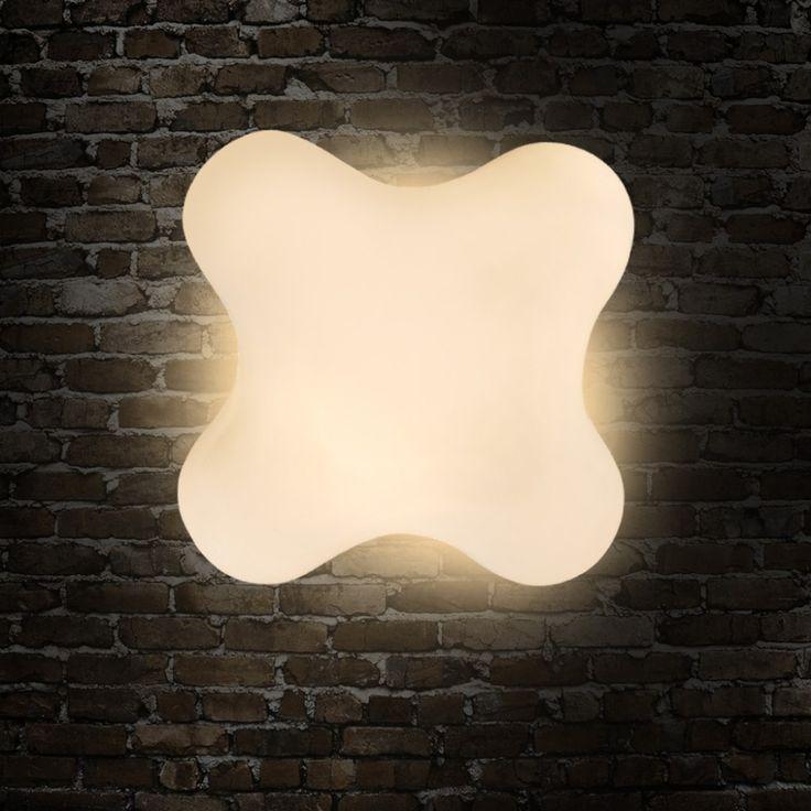 bathroom light  AliExpress.comの シーリング ライト からの d商品の詳細   Faq:1.問題を持っているときのサービスからの返事をもらうことができたとき? 24時間以内に、 長期の休暇を除いて2.オンライン株式かどうかがあり内のすべての商品? 在庫を持っているい 中の 現代の簡単な主導入り口バルコニー子本当の漫画パーソナライズ シングル ヘッド クローバー ガラス シーリング ライト