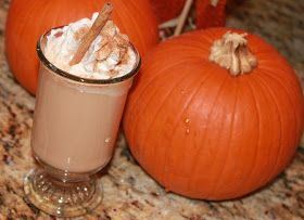What's Cookin' Italian Style Cuisine: Pumpkin Spice Latte in a Crockpot for Parties