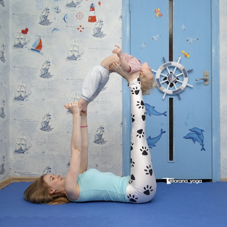 #babyyoga ) For more yoga welcome to http://instagram.com/lorana_yoga