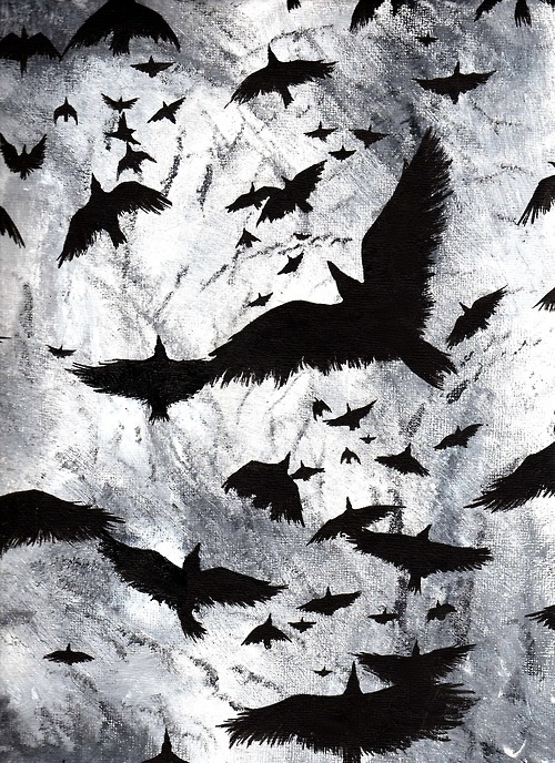 Crows...                                                       …