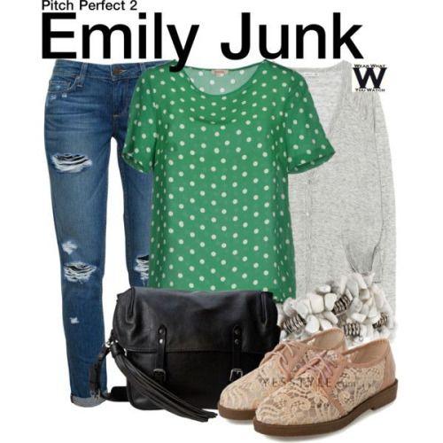 Wear What You Watch • Inspired by Hailee Steinfeld as Emily Junk in...