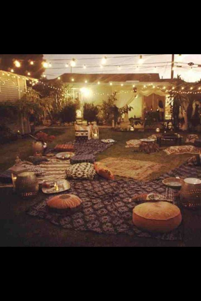 Dream party space