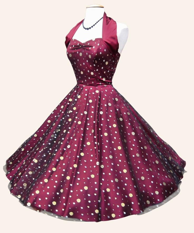 50s Style Dresses