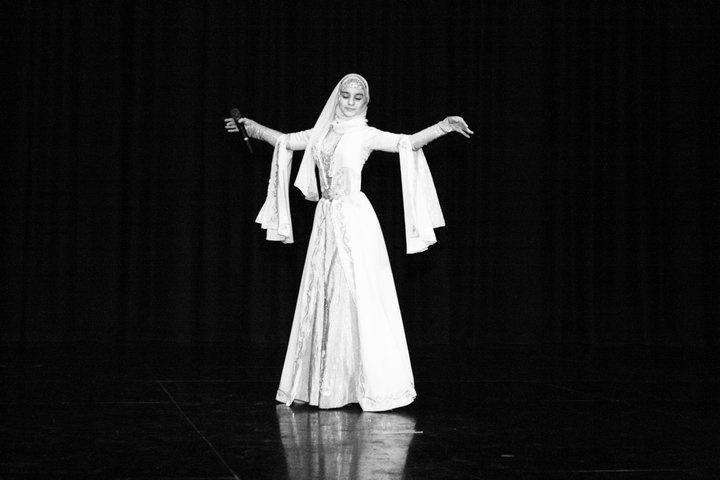 circassian dancer