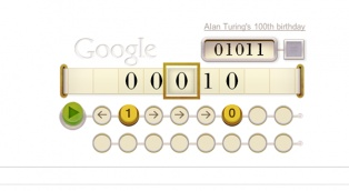 Another day, another awesome interactive Google doodle. This one -- which hits Saturday in the U.S., but you can see it already in the Australian and New Zealand versions of Google -- celebrates
