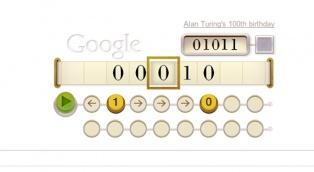 The smartest Google doodle yet? #googledoodle #turingdoodle