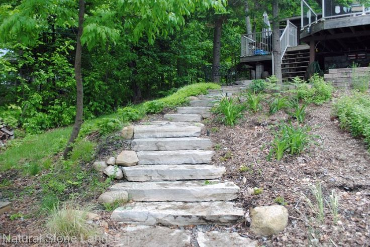 14 Best Images About Steps On Pinterest Stone Stairs