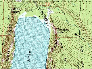 DRG or digital raster graphic maps is a scanned image of a USGS topographic map. This map shows a section of a USGS topographic map of an area in Chicago