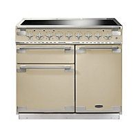 Rangemaster 100170 Elise 100 Induction Range Cooker -Cream.