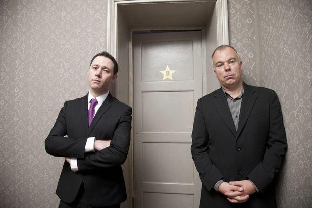 Reece Shearsmith and Steve Pemberton.