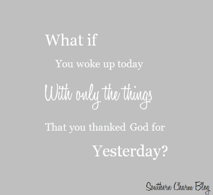 I think this is my favorite quote of all times... What if