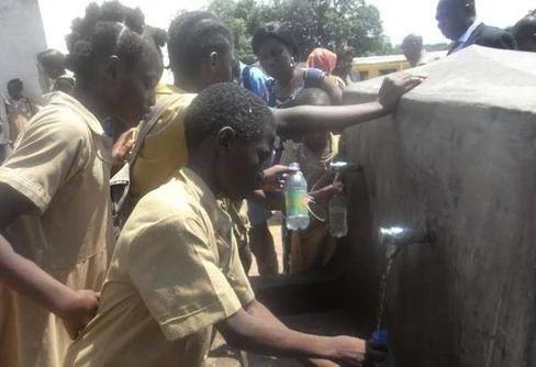 Un projet très innovant au Cameroun - 26/11/2013, Joué-lès-Tours (37) - La Nouvelle République