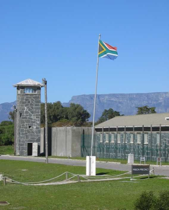 Robben Island - Cape Town, South Africa (Cape Town)