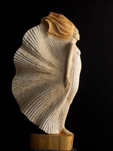 Skulpturen von Malgorzata Chodakowska