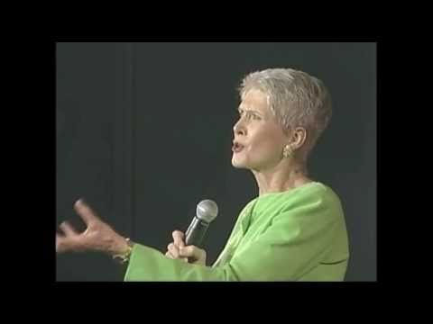 NEW! Jeanne Robertson Left Brain vs Intruder - HILARIOUS!!! - I needed 2 tissues on this one.