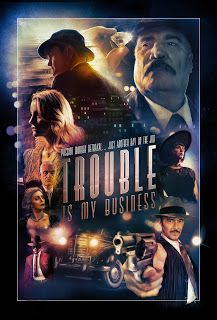 Classic Film Noir Feature Film Trouble Is My  Business: Rotten Tomatoes Film Review of Trouble Is My Busin...