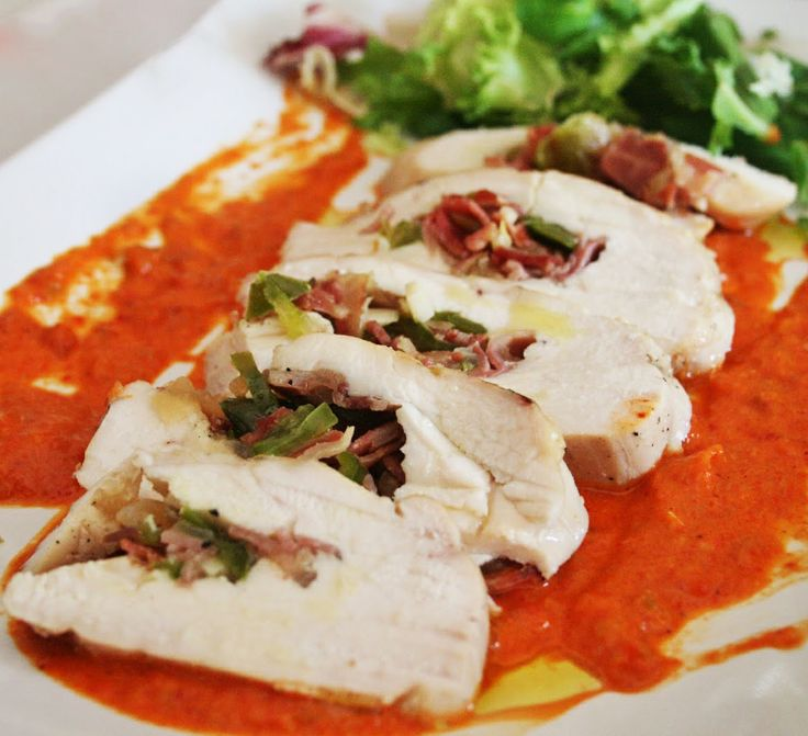 Las 25 mejores ideas sobre como preparar pechugas rellenas for Como cocinar pechuga de pavo
