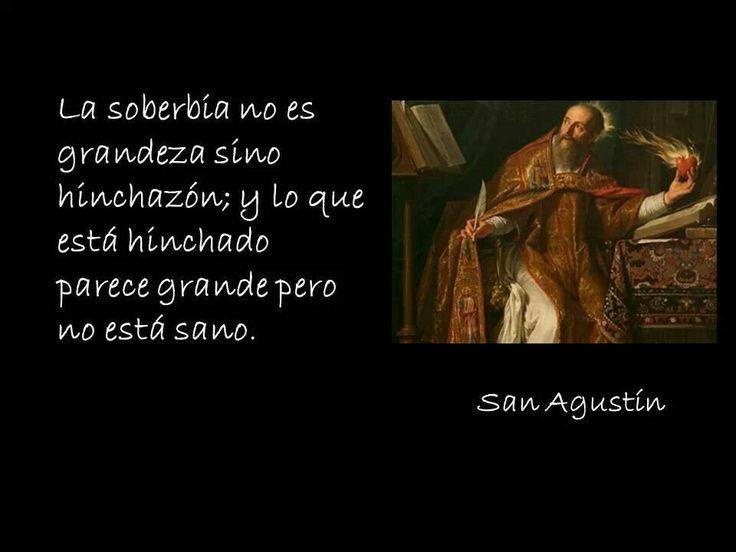 San Agustin. Buena reflexión.
