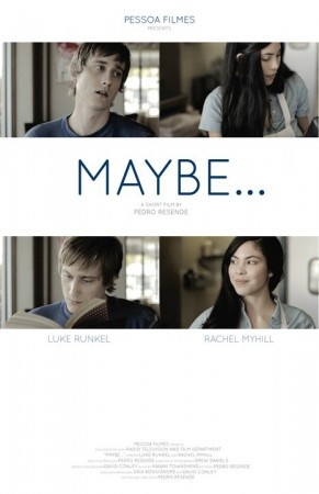 "Maybe   2012 | Portugal | 09:05 | Dir. Pedro Resende  -""Maybe..."" the moment where creativity and love come together!"