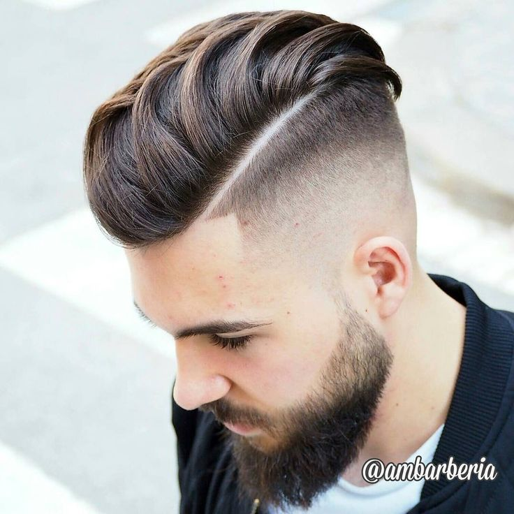 Hairstyle For Men top great hairstyles for men with thick hair 21 New Undercut Hairstyles For Men