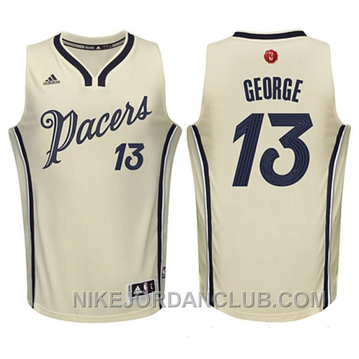 76d438a8313 ... Paul George New Revolution 30 Swingman White Kids Indiana Pacers Cream  2015-16 Christmas Day Swingman Jer  httpwww.nikejordanclub.comnba-201516-season- ...