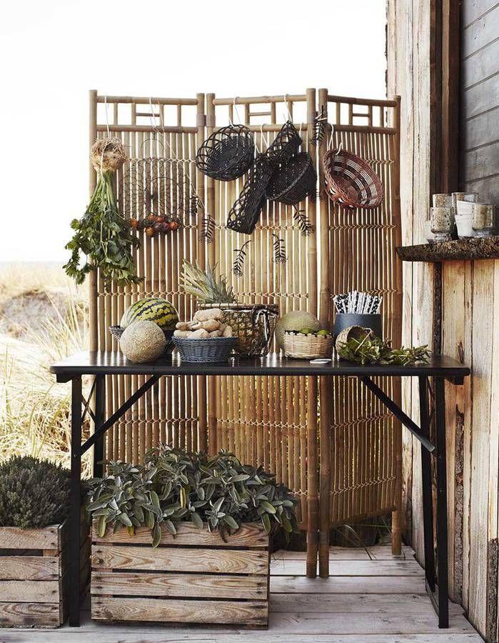 die besten 25 paravent outdoor ideen auf pinterest metall paravent dekorative schirmpaneele. Black Bedroom Furniture Sets. Home Design Ideas