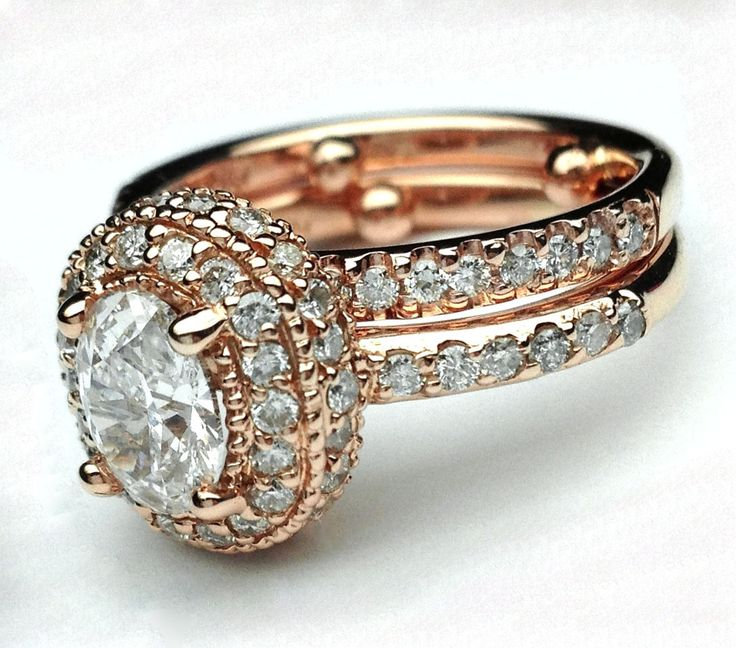 Big Diamond Rings for Women | 14 Photos of the Diamond wedding rings for women. A Man's Guide for ...