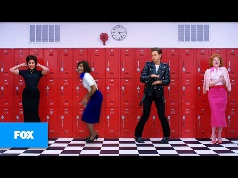 The Grease: Live Cast Doing the Hand Jive Will Make You Swoon | E! Online Mobile