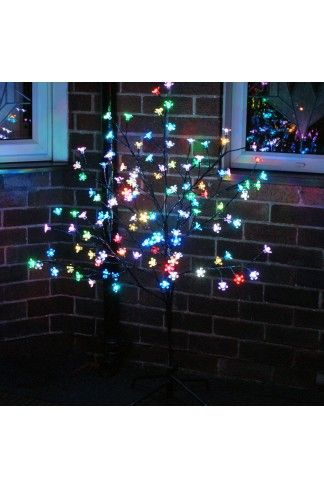 Best Twig Trees Lights Images On Pinterest Warm Events - 6 christmas attractions you can visit year round