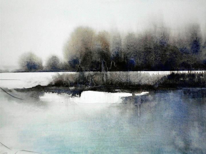 Art Of Watercolor: Helga Berger, Austria