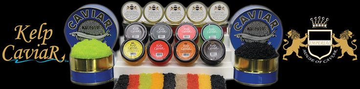 Kelp Caviar – Sturgeon flavor of Kelp Caviar has the same color, Seaweed Caviar, Caviar Vegan, Buy Vegan Caviar, Vegan Foods, Gourmet Vegan, texture and taste as real caviar