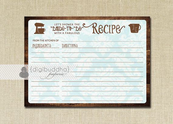 Best Digibuddha Recipe Cards  Advice Cards Images On
