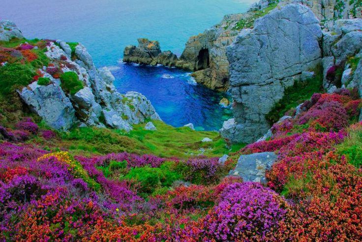 La Bretagna, le isole bretoni, i villaggi di pescatori, la penisola di Crozon e molti altri luoghi turistici e culturali da (ri)scoprire con Bontourism®, Tutta l'Arte del Viaggio
