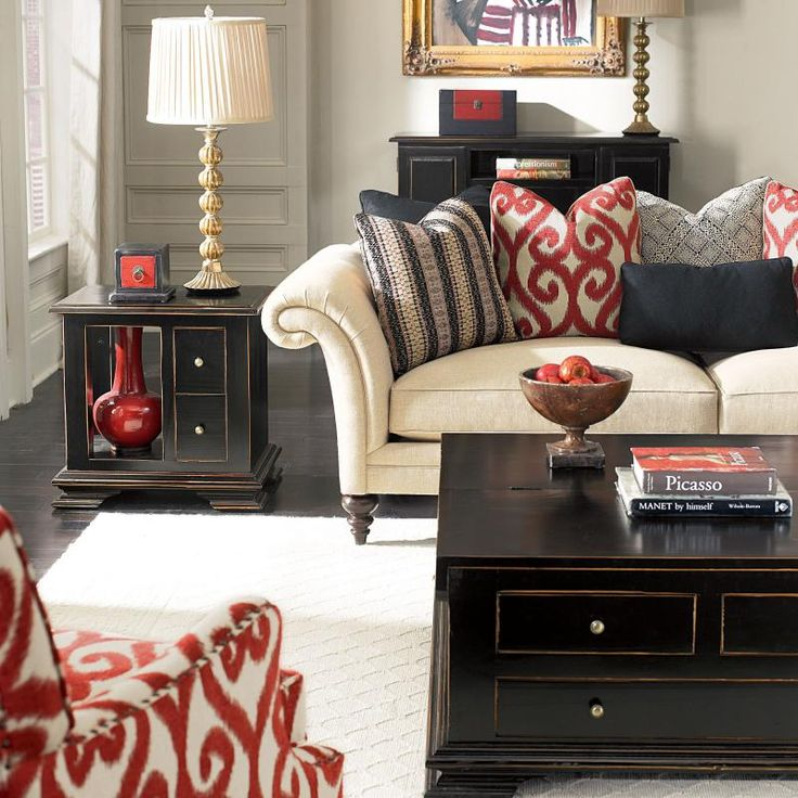 Westport living room bernhardt things i like for Bernhardt living room furniture