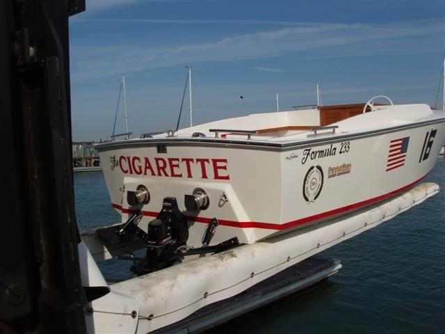 Formula 233 Cigarette