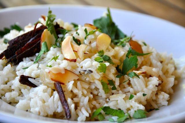 Nigella Lawson's Indian Rice Pilaf