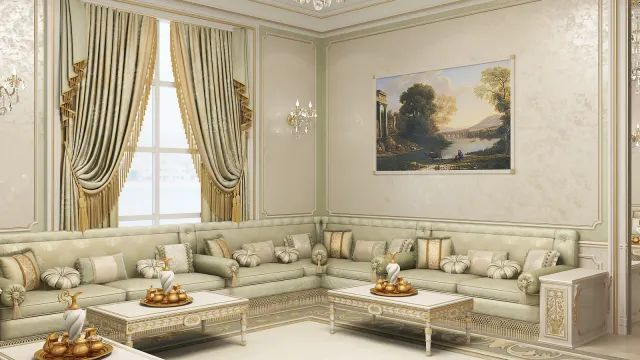 Majlis Interior Design In Dubai In 2021