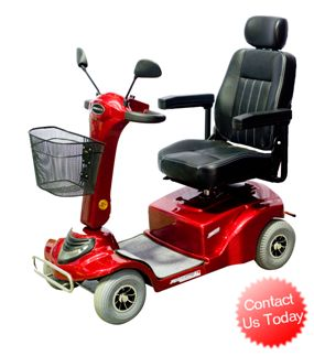 The next step in easy to use mobility scooters, the 500 model is popular with clients that are not as tall as their peers! The perfect balance of price and quality craftsmanship, you can depend on the 500 to take you anywhere you want to go.