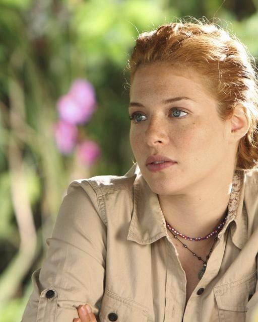 Still of Rachelle Lefevre in Off the Map