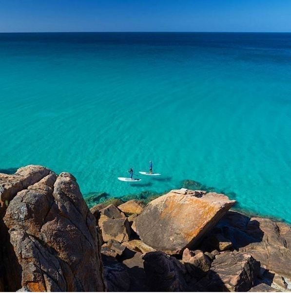 castle Bay in margaret river, Western Au -