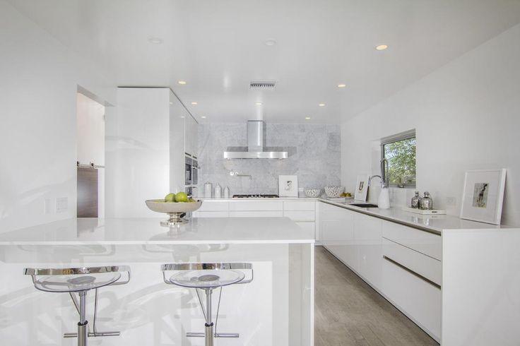 silestone zeus white kitchen - Google Search