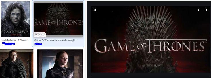 Putlocker Is Game Of Thrones