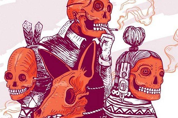13 Artistas mexicanos que todo fan del color debe seguir en Instagram
