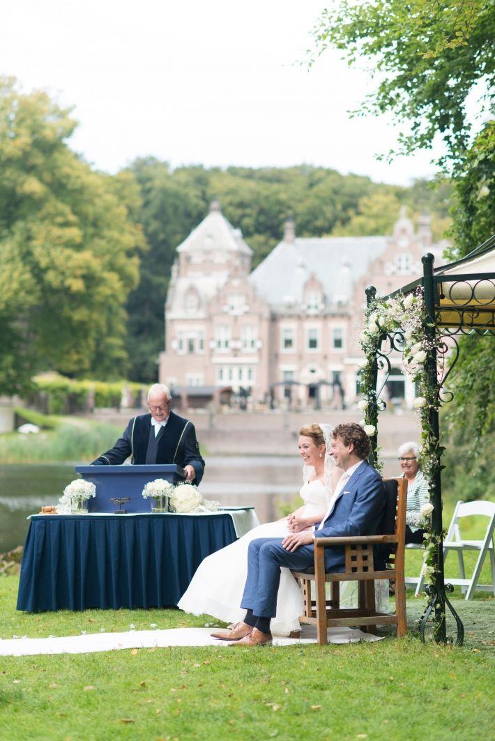 Bruidsfotografie Duin en Kruidberg Landgoed Santpoort Haarlem Sfeervol Fine Aert
