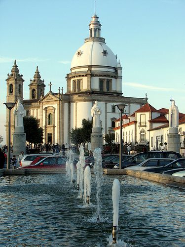 #Church of Sameiro- #Braga #Portugal
