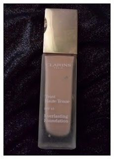 CLARINS TEINT HAUTE TENUE / EVERLASTING Foundation