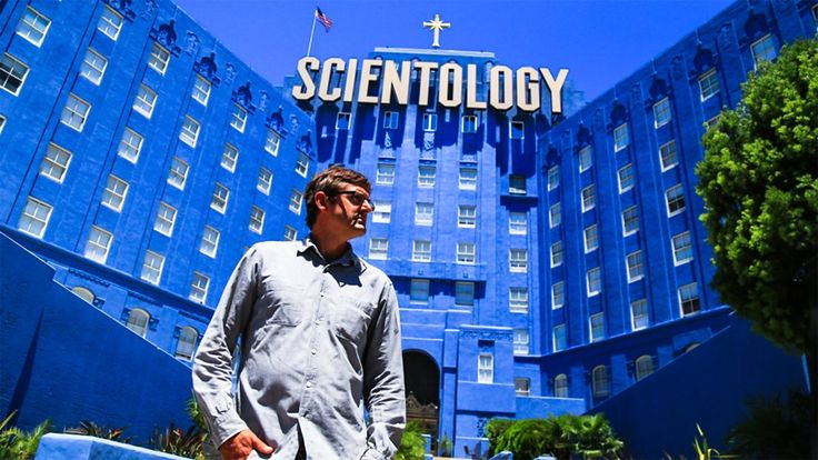 Louis Theroux interviews former members of the Church of Scientology.