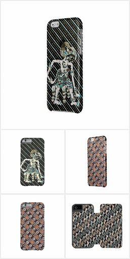 Batik iPhone Cases